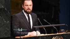 DiCaprio urges leaders to rise to climate challenge