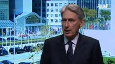 ISIS will not dictate UK foreign policy: Hammond