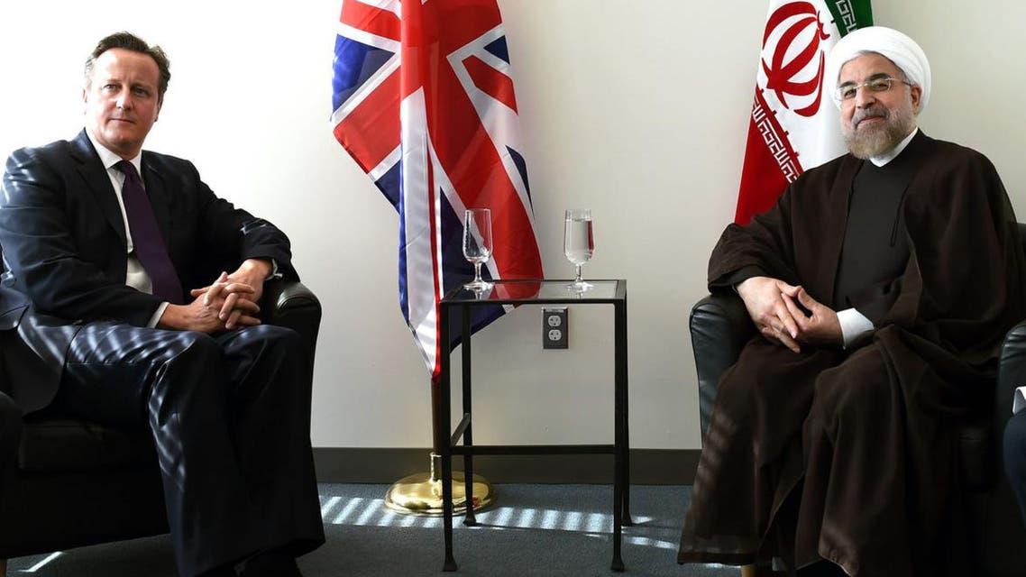 Iran UK Reuters