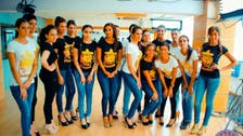 Egyptian beauties get ready for Miss Egypt 2014 pageant