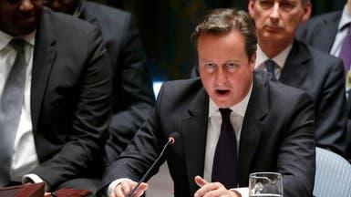 """كاميرون يشبه ملكة بريطانيا بالهرة و""""يعاقب نفسه"""""""