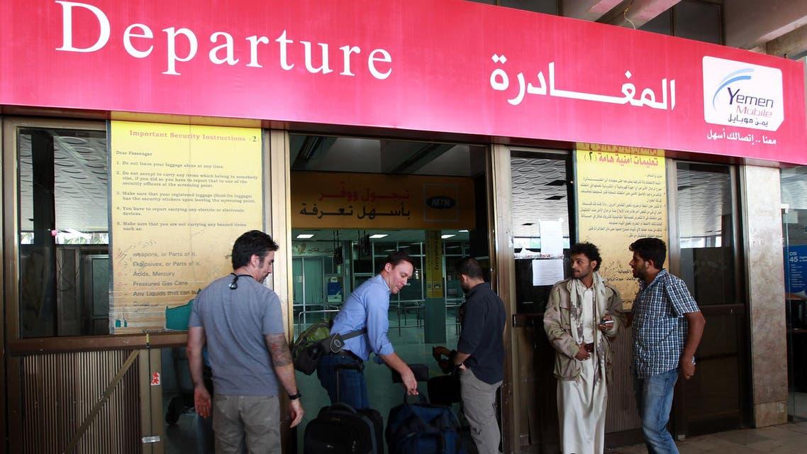 Yemen - Departure