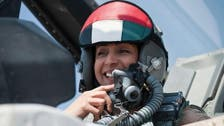 The UAE's 1st female fighter pilot strikes ISIS