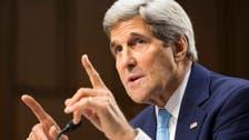 """كيري: حربنا ضد """"داعش"""" ليست لدعم الأسد"""