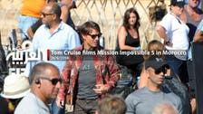 Tom Cruise films Mission Impossible 5 scenes in Morocco