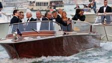 Clooney prepares for Venice wedding