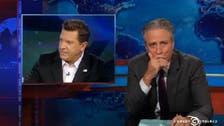 Jon Stewart slams Fox News' 'false patriotism'