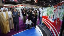 Dubai electronics trade show GITEX kicks off