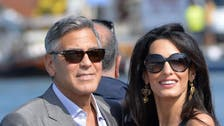 That's amore! Clooney weds in Venice