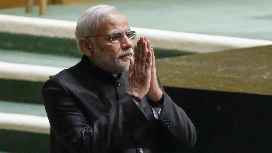 Modi India AFP