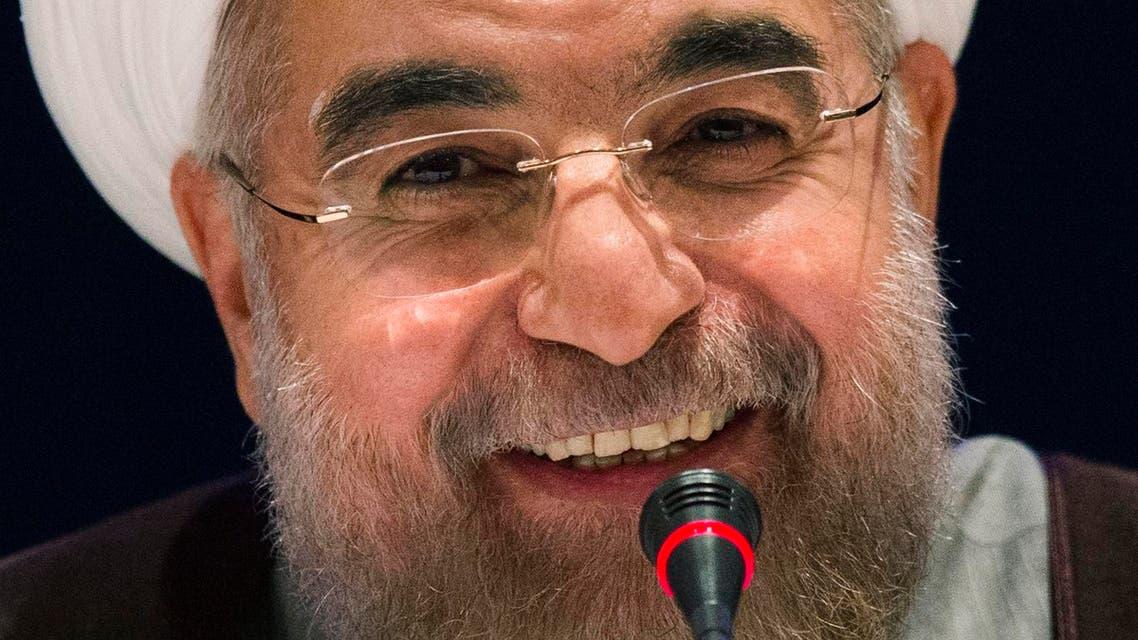 rouhani rowhani iran reuters