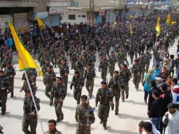 أكثر من 1500 مقاتل كردي تركي يواجهون داعش