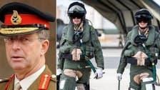 Striking ISIS is futile, says top British general