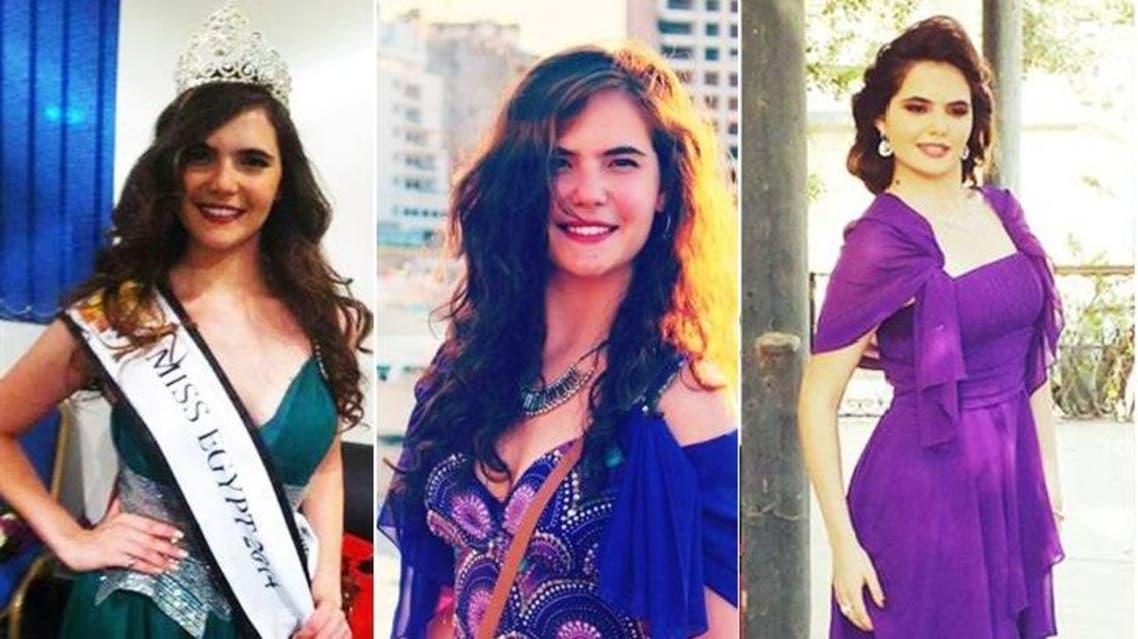 Lara debbane miss egypt 2014 (Photo courtesy: angelopedia.com)