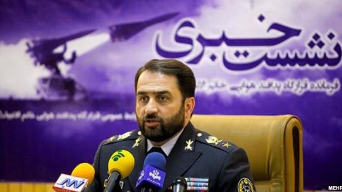 العميد فرزاد إسماعيلي  - إيران