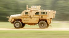 U.S. greenlights $2.5 bln to upgrade used military vehicles for UAE