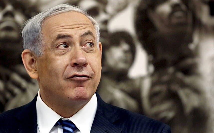 Minister Benjamin Netanyahu AFP