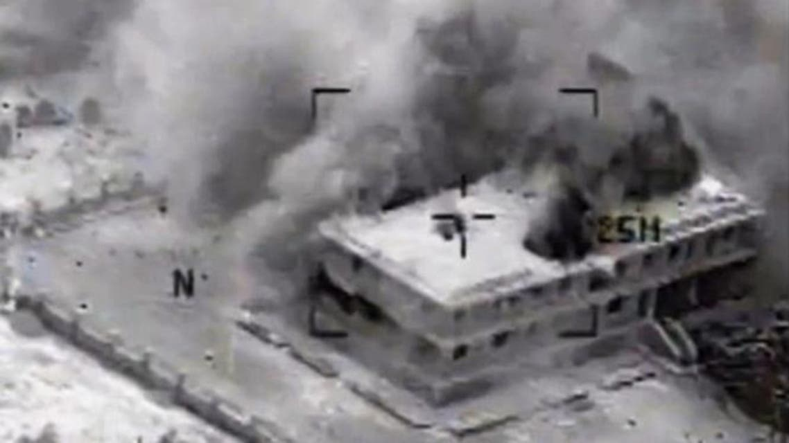 قصف داعش 3