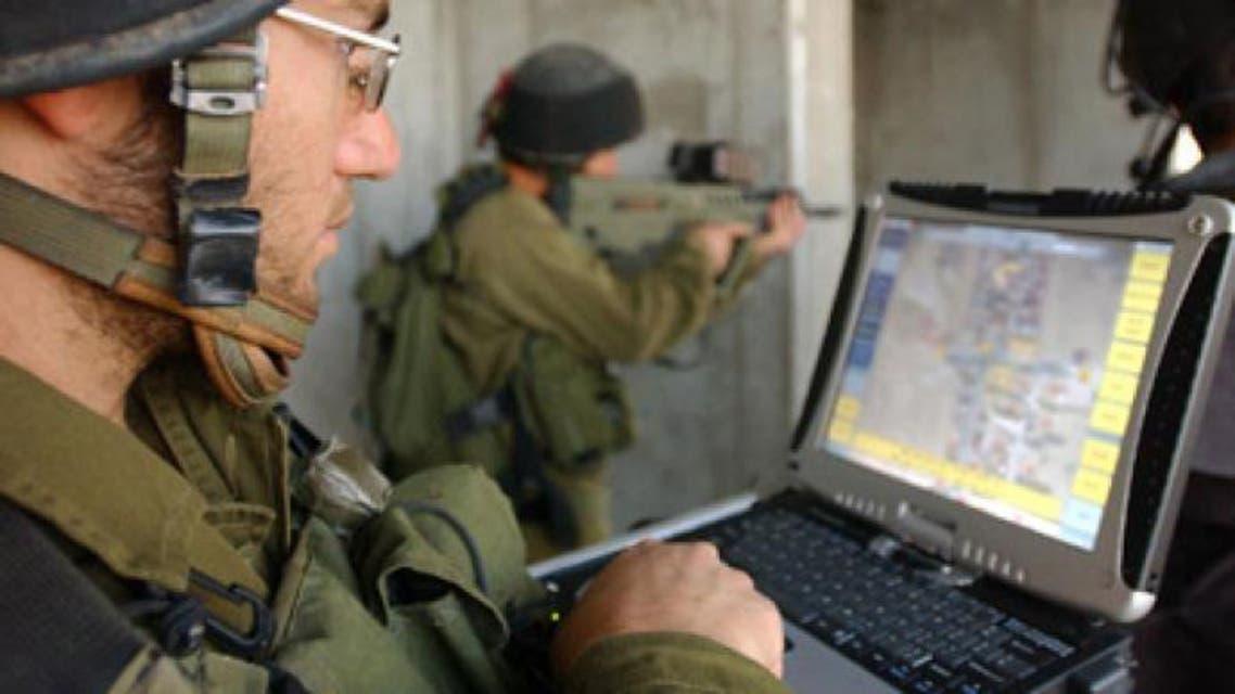 israel police afp