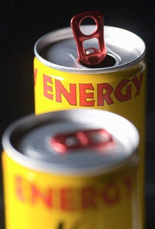 مشروبات الطاقة