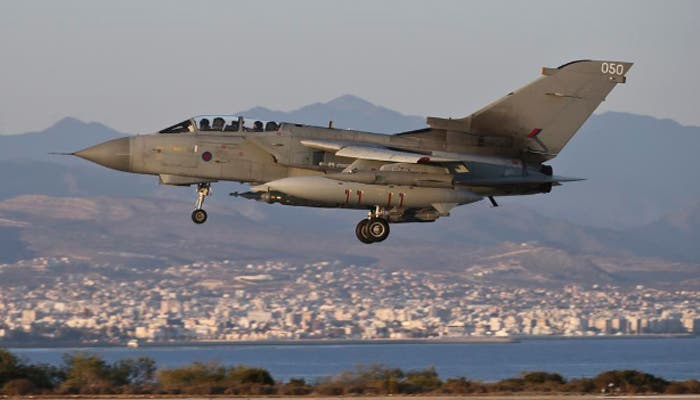 Tornado (RAF Twitter)