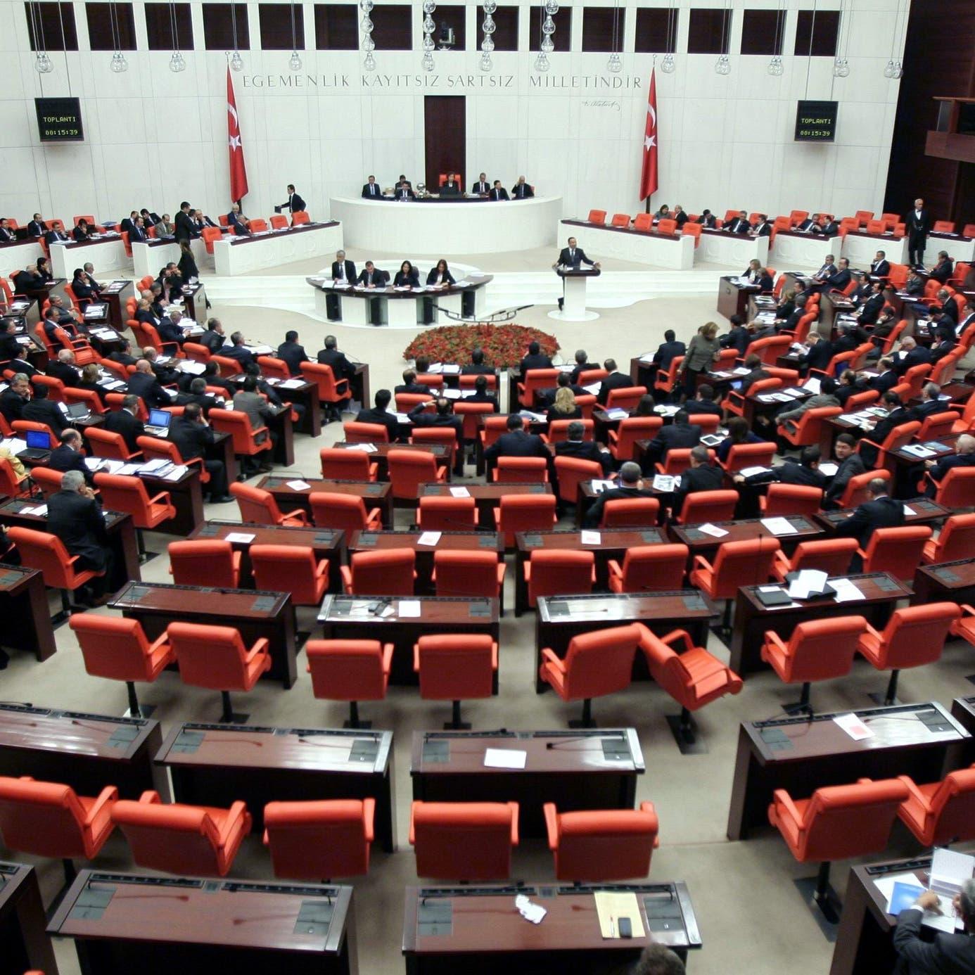 برلمان تركيا يدرس مشروع قانون لنشر قوات في ليبيا