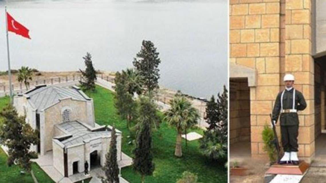 Suleimna Shah Tomb