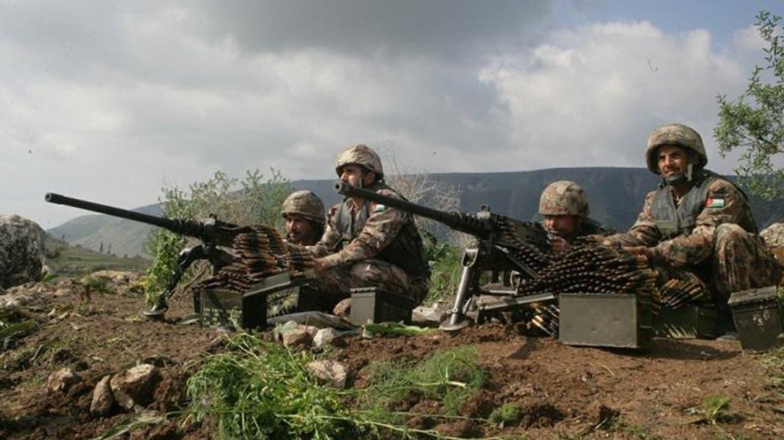 القوات المسلحة الأردنية قادرة على حماية حدود الأردن