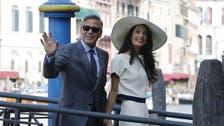 Amal Alamuddin earns high-fashion accolades as Clooney's bride