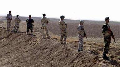 """البيشمركة العراقية تدك مواقع """"داعش"""" في كوباني"""