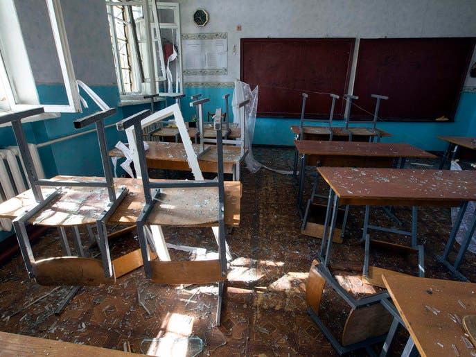 أوكرانيا..عشرة قتلى في قصف على الشرق الانفصالي