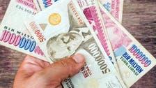 Turkish lira weakens to 8-month low of 2.29 against U.S. dollar