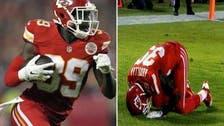Muslim NFL star penalized for celebratory prayer