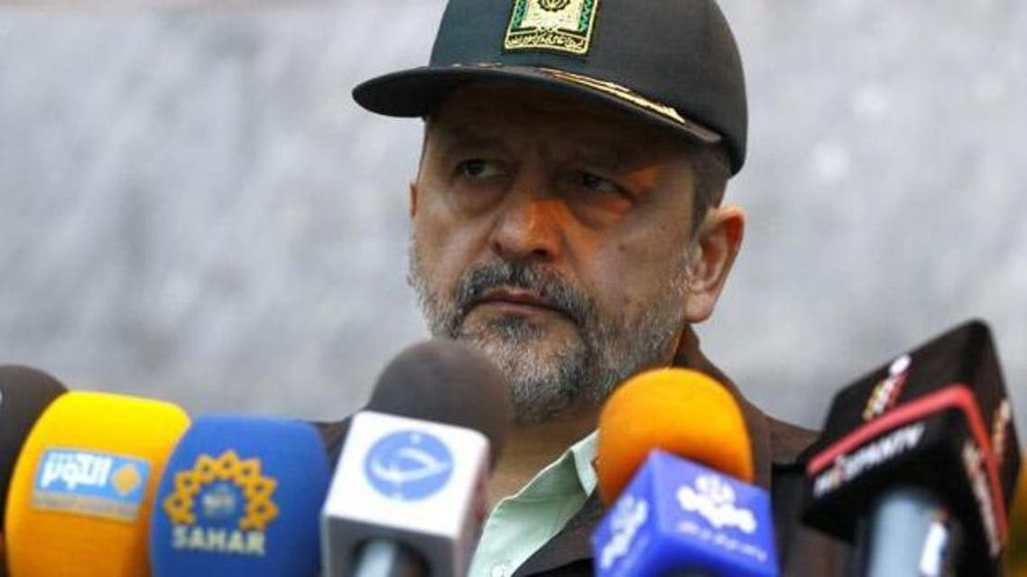 اللواء اسماعيل أحمدي مقدم، قائد الشرطة الإيرانية