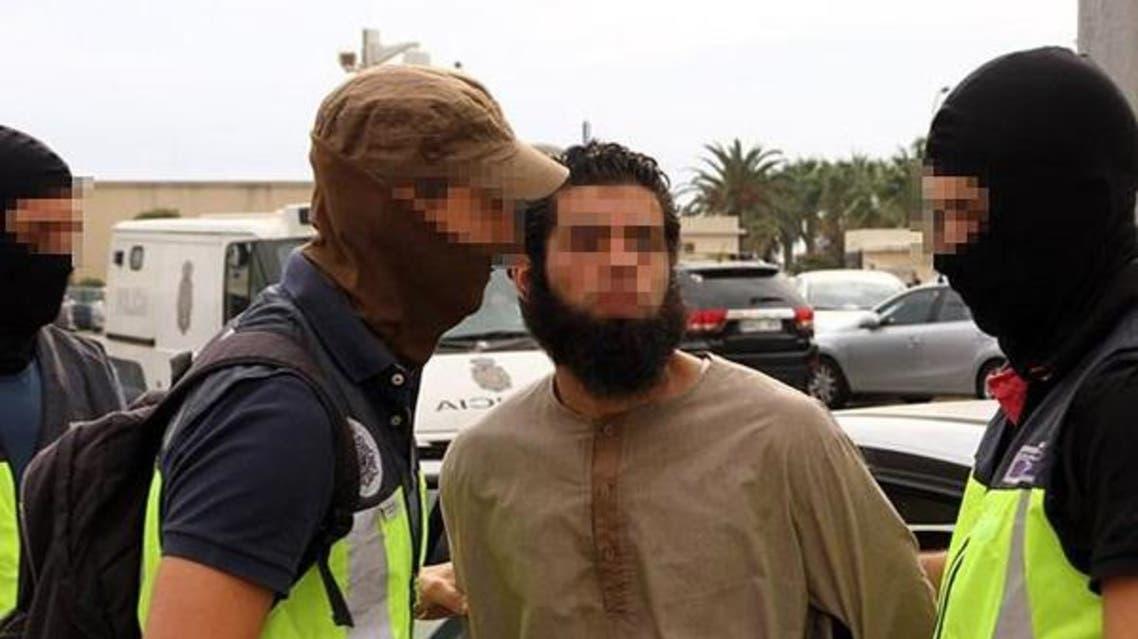 المخابرات المغربية اعتقال إرهابي إرهابيين إرهابيون