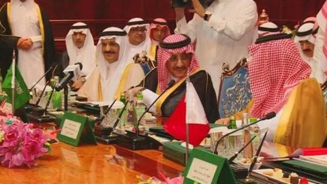 GCC minister on Yemen (Al Arabiya)