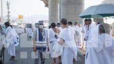 Saudi tightens security at holy sites during hajj