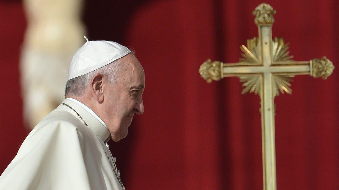 Pope Francis Vatican City AFP