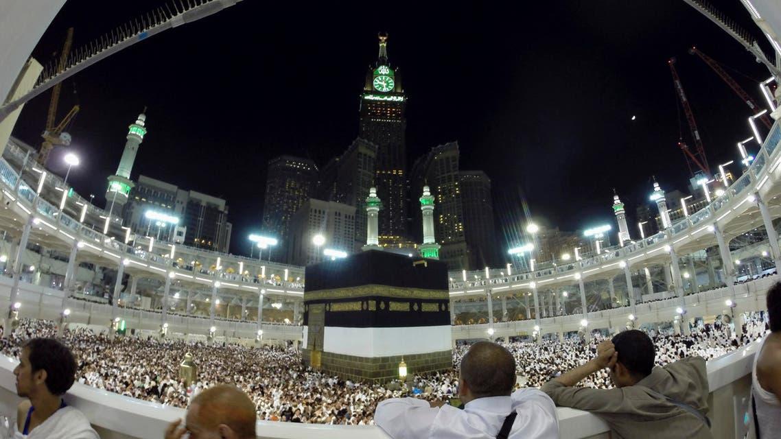mecca hajj makkah reuters
