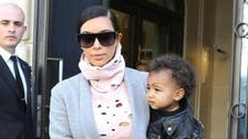Did Kim Kardashian really forget baby North behind?