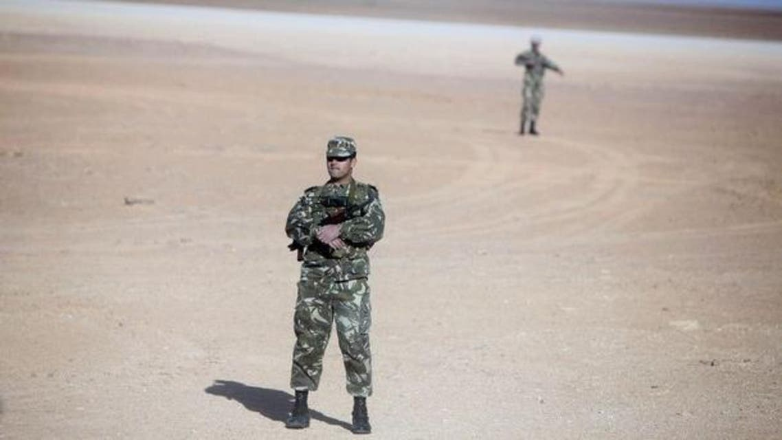 Algeria army Reuters