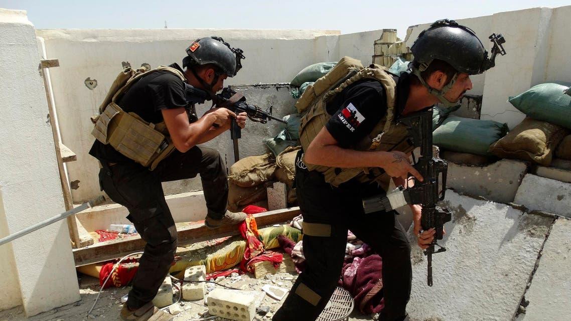 قتال داعش في العراق