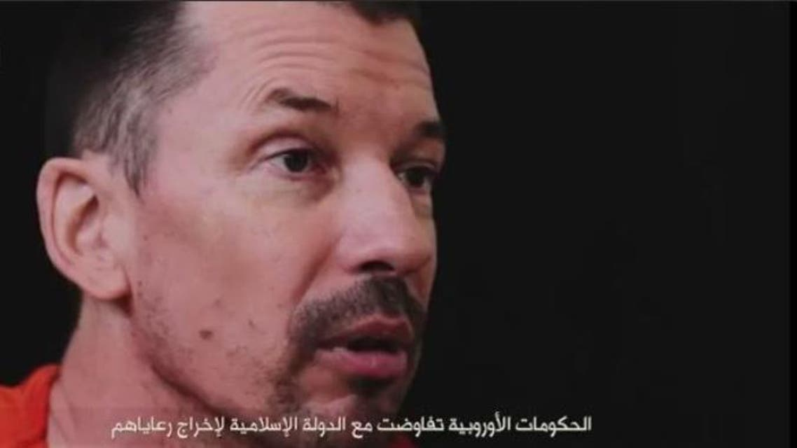 John Cantlie Twitter