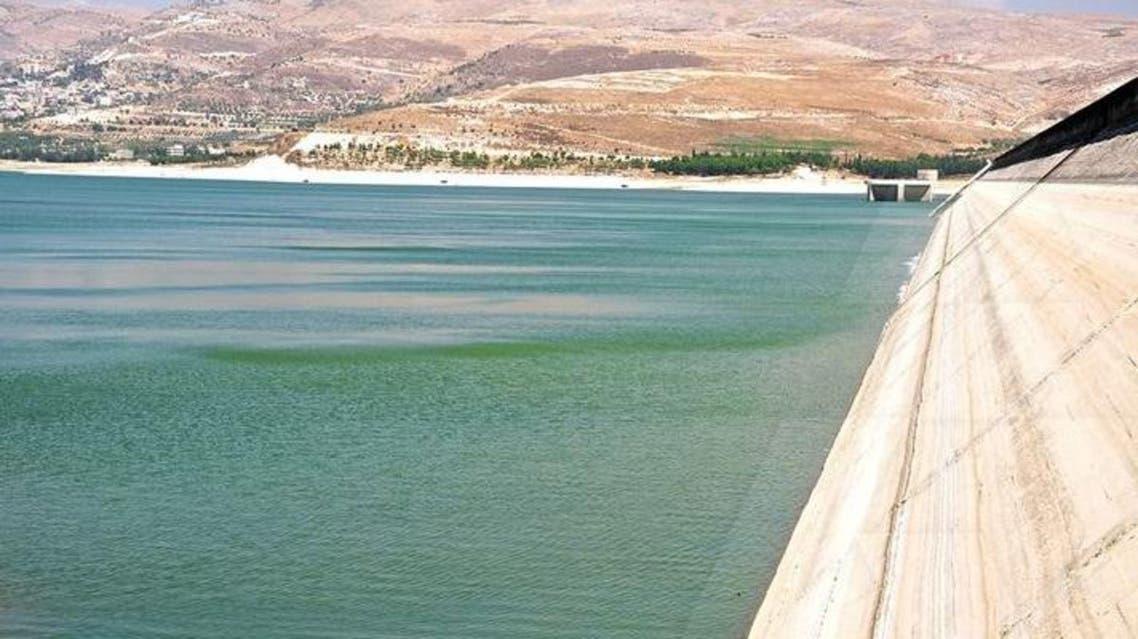 Qaroun dam lebanon (Photo courtesy: Tumblr)