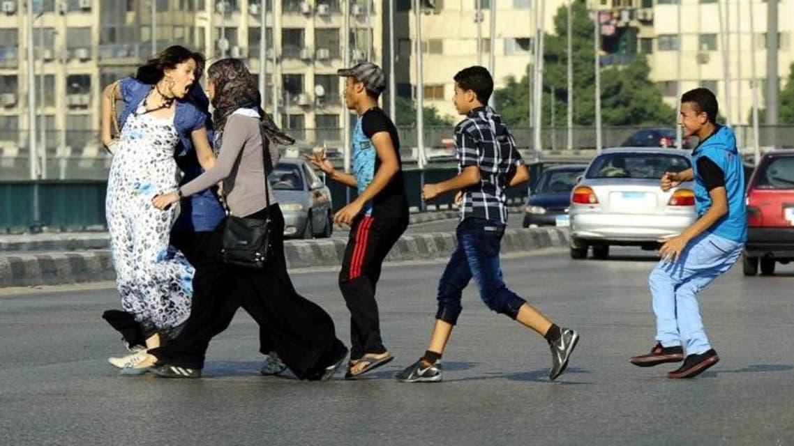 Sexual harassment in egypt. (tnnegypt.com)