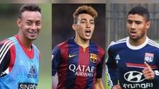 International football bodies fight over Arab talent