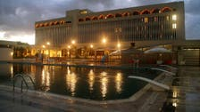 Libya's fugitive parliament shelters in hotel