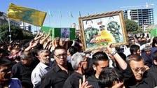 شام میں ہلاک پانچ ایرانیوں کی مشہد میں تدفین