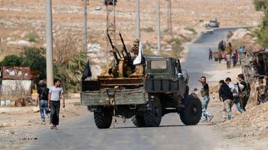 مقاتلو المعارضة في حلب مهددون بحصار كامل من النظام