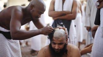 150 Saudi barbers to serve pilgrims